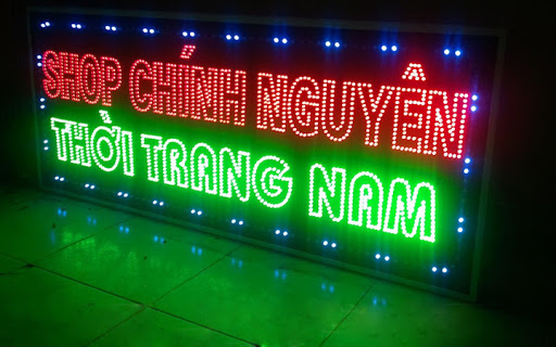 Thi công biển điện tử tại Hạ Long 0934222866