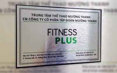 Thi công biển quảng cáo công ty tại Hạ Long 0934222866