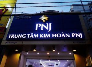 Nhận thiết kế và thi công biển hiệu alu tại Uông Bí
