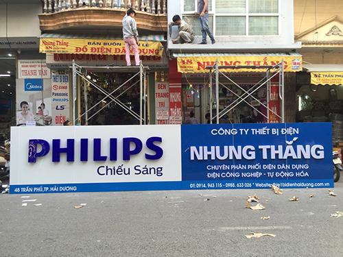 Thiết kế biển quảng cáo alu đẹp tại Hạ Long 0934222866