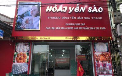 Thi công bảng hiệu quảng cáo alu cao cấp cho khu vực Quảng Ninh 0934222866