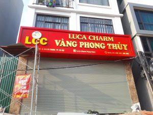 Đơn vị nào ở Quảng Ninh nhận thiết kế bảng hiệu alu giá rẻ?