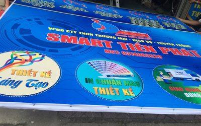 Nhận in bạt quảng cáo khổ lớn tại Hạ Long – 0934222866