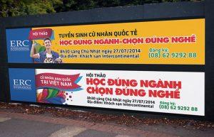 Treo băng rôn tại Vân Đồn giá rẻ – 0934222866