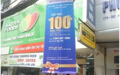 Dịch vụ treo băng rôn quảng cáo tại Quảng Ninh – 0934222866