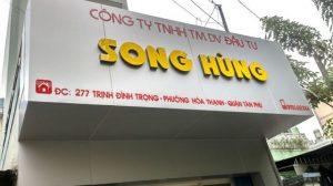 Thi công bảng hiệu quảng cáo alu cao cấp tại Cẩm Phả – 0934222866