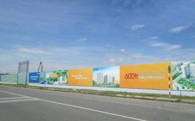 Dịch vụ làm hàng rào dự án tại Vân Đồn – 0934222866