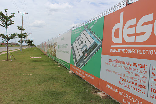 Nơi làm hàng rào dự án chất lượng ở Hạ Long – 0934222866