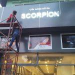 Nhận thiết kế và thi công biển hiệu alu tại Tuần Châu – 0934222866